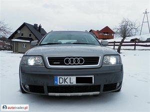 Audi A6 Allroad 2.5 2004 r. - zobacz ofertę