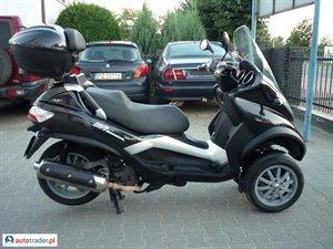 Piaggio MP-3 399 2009 r.,   12 500 PLN