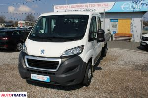 Peugeot Boxer 2017 2
