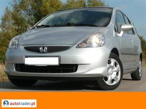 Honda Jazz 1.4 2006 r.,   19 999 PLN
