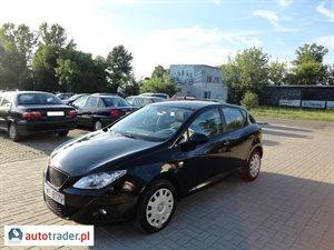 Seat Ibiza 1.2 2011 r.,   26 900 PLN
