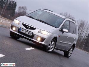 Mazda Premacy, 2002r. - zobacz ofertę