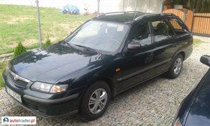 Mazda 626 1.8 1999 r. - zobacz ofertę