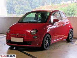 Fiat 500 2009 1.4 99 KM