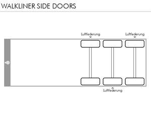 WALKLINER SIDE DOORS 1999 r.