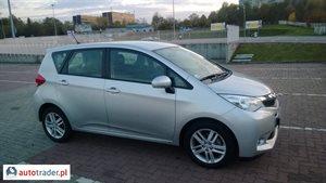 Toyota Auris 2010 1.3 99 KM
