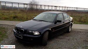 BMW 320 2.2 2000 r. - zobacz ofertę