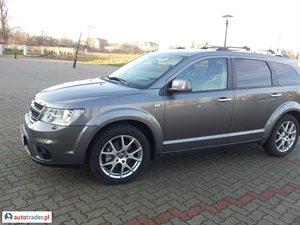 Fiat Freemont 2012 3.6 280 KM