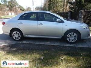 Toyota Corolla 1.4 2008 r. - zobacz ofertę