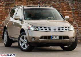 Nissan Murano 2006 3.5 245 KM