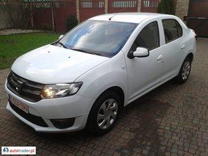 Dacia Logan, 2014r.,   33 900 PLN