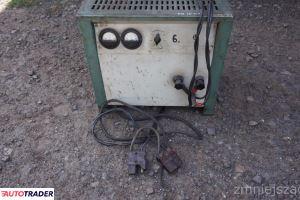 Prostownik krzemowy do wózków akumulatorowych