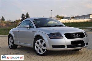 Audi TT 2000 1.8 180 KM