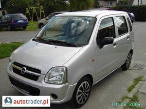 Opel Agila 1.0 2005 r. - zobacz ofertę