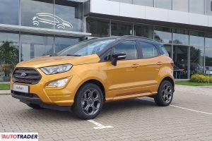 Ford EcoSport - zobacz ofertę