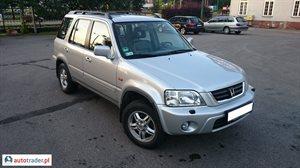 Honda CR-V 2001 2.0 147 KM