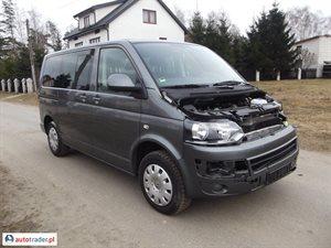 Volkswagen Caravelle 2.0 2012 r. - zobacz ofertę