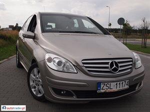 Mercedes 180 2.0 2007 r. - zobacz ofertę