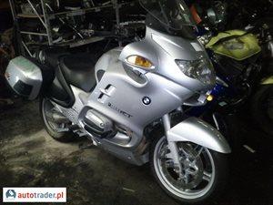 BMW RT 2001