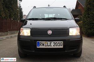 Fiat Panda 2009 1.1 60 KM