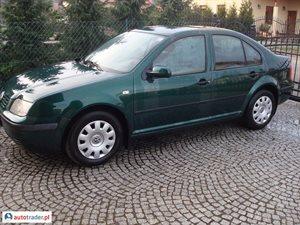 Volkswagen Bora 1.6 1999 r. - zobacz ofertę