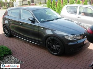BMW 120, 2005r.,   30 900 PLN