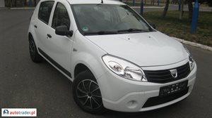 Dacia Sandero 1.4 2008 r. - zobacz ofertę