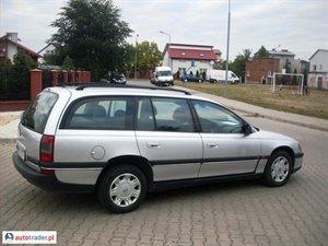 Opel Omega 1998 2.0 100 KM