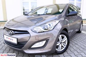 Hyundai i30 2012 1.4 99 KM