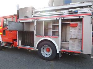 Specjalne - Pożarnicze