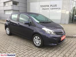 Toyota Yaris 2014 1.3 99 KM