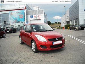 Suzuki Swift - zobacz ofertę