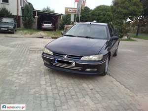 Peugeot 406 2.0 1998 r. - zobacz ofertę