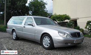Mercedes 500 5.0 1993 r. - zobacz ofertę