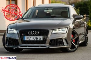 Audi A7 2011 3 414 KM