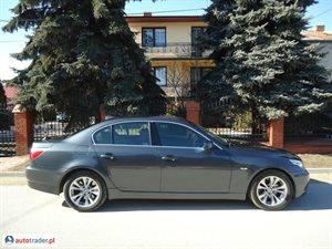 BMW 535 3.0 2009 r. - zobacz ofertę