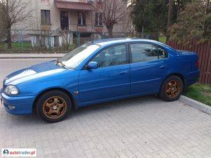 Toyota Avensis 1.6 1998 r. - zobacz ofertę