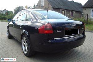 Audi A6 1997 2.4 165 KM