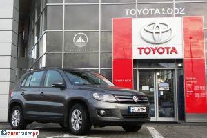 Volkswagen Tiguan 1.4 2011r. - zobacz ofertę
