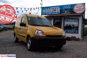 Renault Kangoo - zobacz ofertę