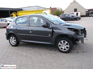 Peugeot 206 1.4 2012 r. - zobacz ofertę