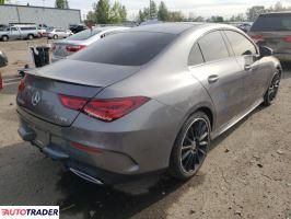 Mercedes CL 2020 2