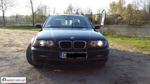 BMW 330 2.9 2001 r. - zobacz ofertę