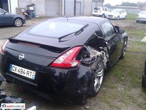 Nissan 370 Z 2011 3.7 331 KM