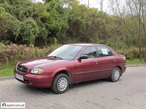 Suzuki Baleno 1.6 1998 r. - zobacz ofertę