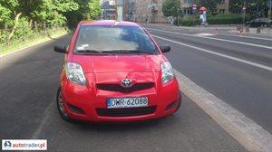 Toyota Yaris 2009 1.0 69 KM