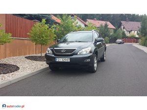 Lexus RX 2007 3.5 277 KM