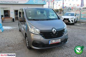 Renault Trafic - zobacz ofertę
