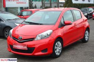 Toyota Yaris 2012 1.0 69 KM