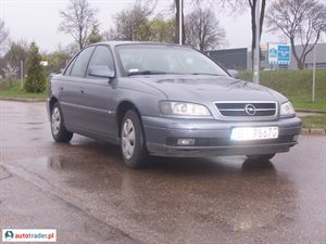 Opel Omega 2.2 2003 r. - zobacz ofertę